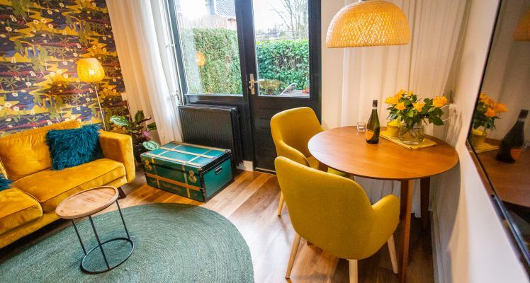 Geel appartement