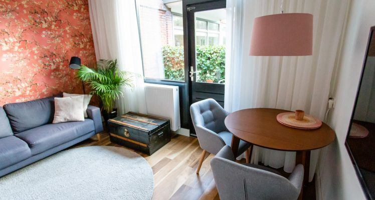 Roze appartement 2