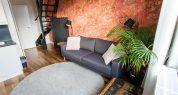 Roze appartement